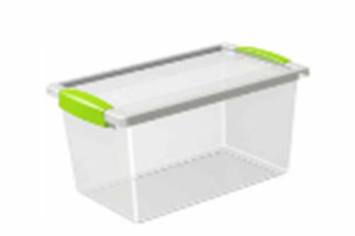 מסודר קופסאות אחסון פלסטיק לבית ולכל מטרה FO-49