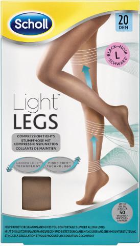 ענק שול גרביונים 20 דנייר LIGHT LEGS צבע גוף - Scholl - גרביים PJ-61