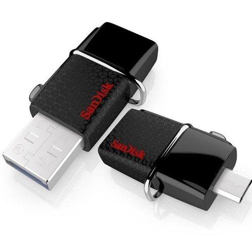 מאוד דיסק און קי SanDisk Ultra Dual MICRO USB 64GB - SanDisk - כרטיסי OU-96