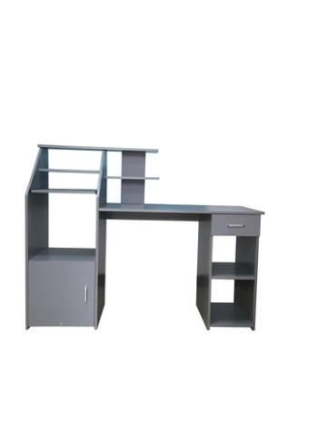 שולחן מחשב + כוננית