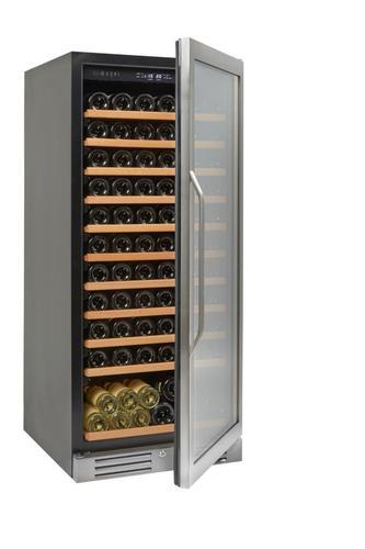 מתוחכם מקרר יין אינטגרלי NS-110A- מקררי יין ביתיים של vinopo במחיר משתלם BL-17