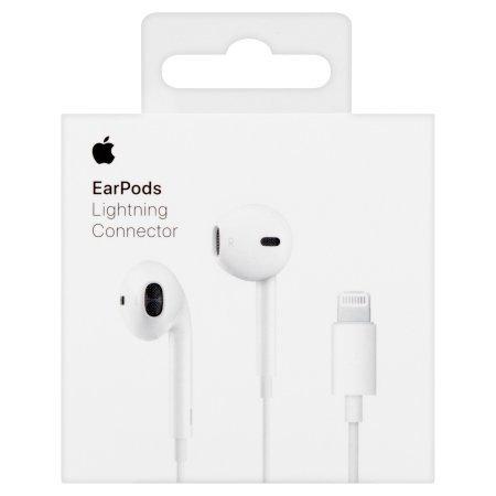 מאוד אוזניות סטריאו מקוריות אייפון 8 Apple - Apple - אוזניות WD-48