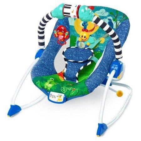 מקורי טרמפולינה לתינוק הרפתקאות באוקיינוס בייבי אינשטיין - בייביסטאר רשת PP-56