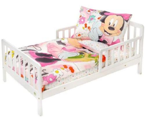 מתוחכם סט מצעים 3 חלקים מיני מאוס למיטת תינוק/מעבר (דגם חדש) לורה סוויסרה NL-93