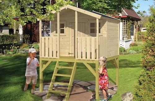 מגניב Peter Pan: בית עץ גבוה לילדים - בתי עץ לילדים MZ-54