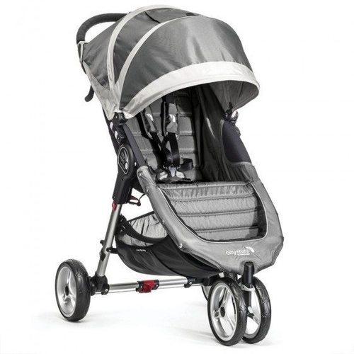 מדהים עגלת תינוק City Mini בעלת 3 גלגלים - כסוף בייבי ג'וגר - Baby IW-07