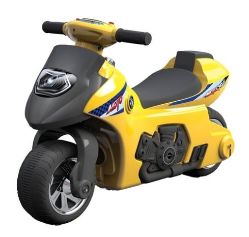 בימבה אופנוע סילון לבן/צהוב/אדום מגניב