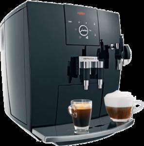 מגניב ביותר מכונות קפה אוטומטיות - יצרן: Jura TD-71