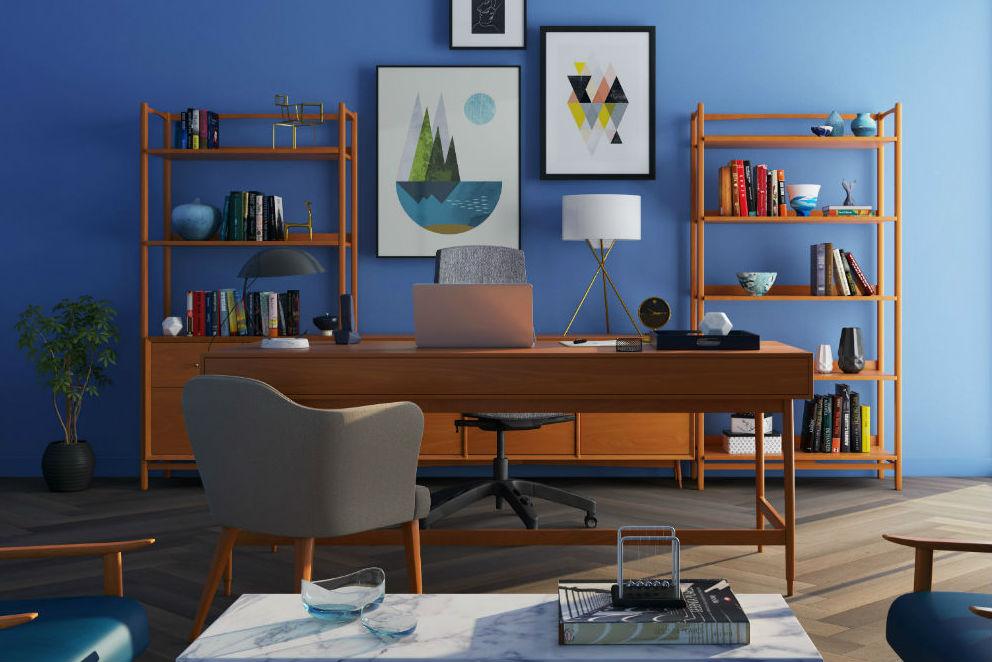 משרד באווירה ביתית