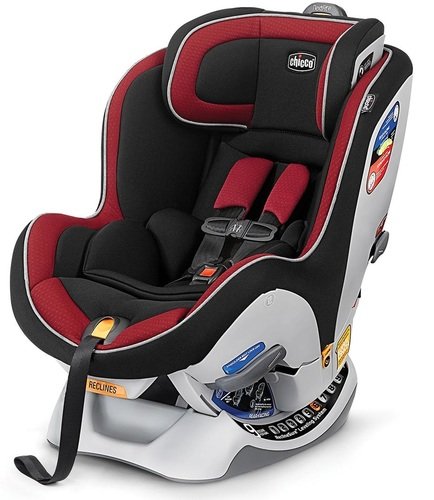 מעולה כסא בטיחות דו-כיווני צ'יקו נקסטפיט NextFit ix בצבע Firecracker YE-15