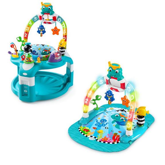 עדכני טרמפולינות ונדנדות - בייביסטאר רשת חנויות מוצרי תינוקות | עגלות JH-52