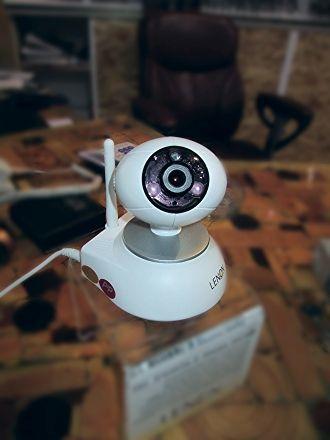 מגניב מצלמת אבטחה IP| מצלמת אבטחה 360 מעלות|צוות גדרון QB-82