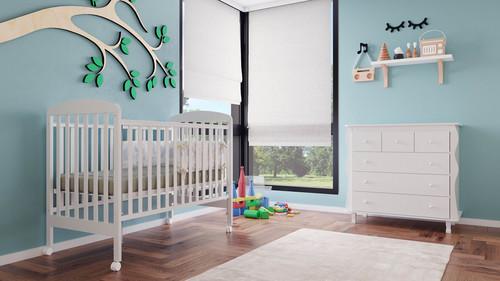 מעולה חדר קרן - חדרים לתינוקות GG-62