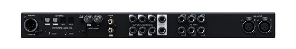 Universal Audio APOLLO X6 Heritage Edition   כרטיסי קול25