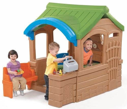 מרענן בית משחק לילדים בית הגריל 800100 STEP2 - STEP2 - בתי ילדים TZ-61