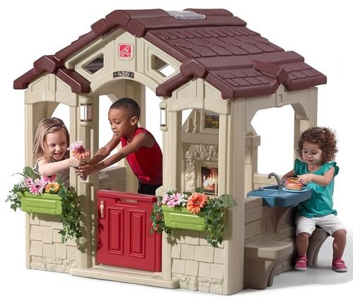 להפליא בית משחק לילדים הקוטג' המקסים 8674 STEP2 - STEP2 - בתי ילדים QV-07