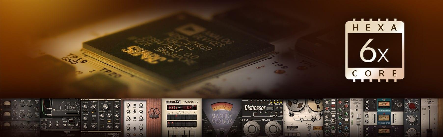 Universal Audio APOLLO X6 Heritage Edition   כרטיסי קול26