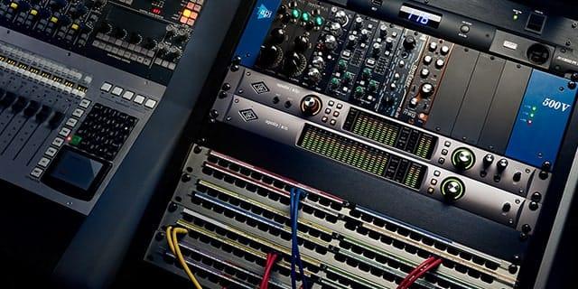 Universal Audio APOLLO X6 Heritage Edition   כרטיסי קול31