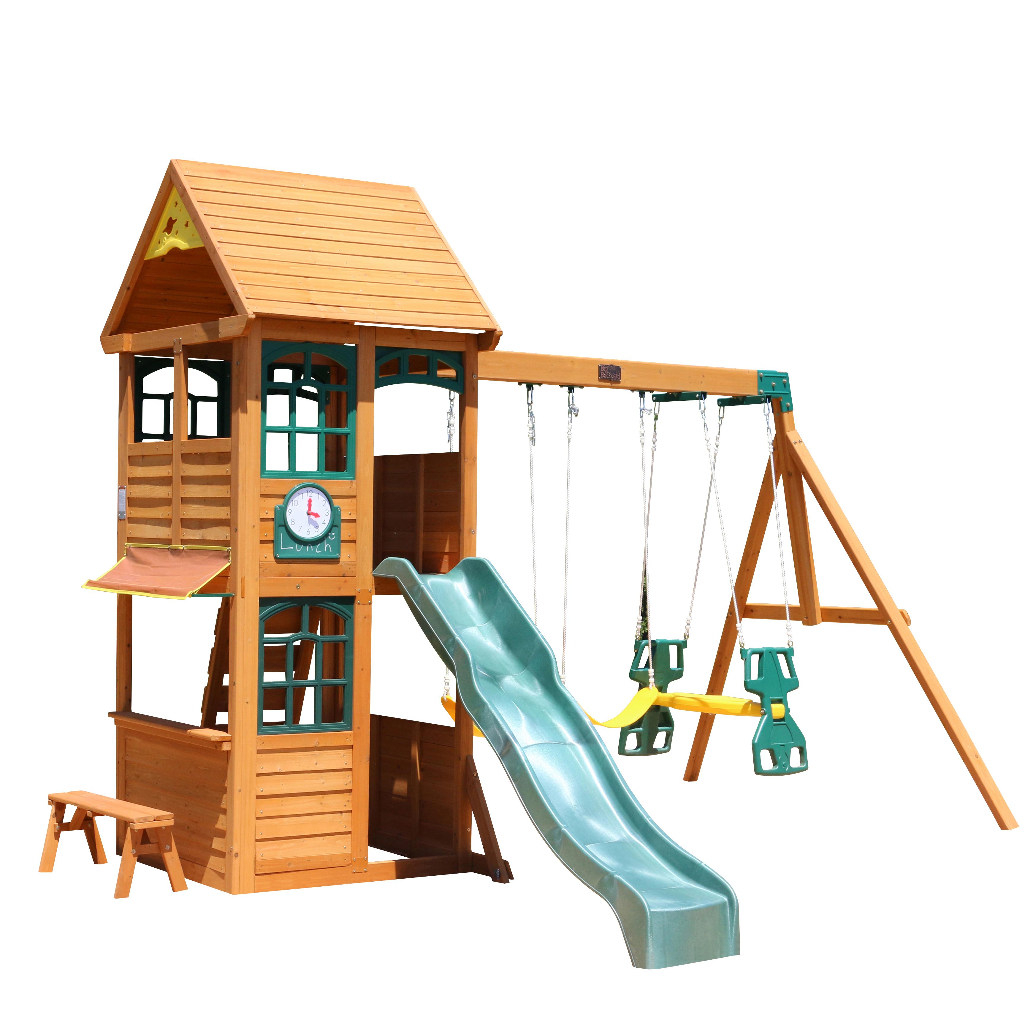רק החוצה מתקני חצר לילדים   משחקי חצר לילדים   mygan NL-24