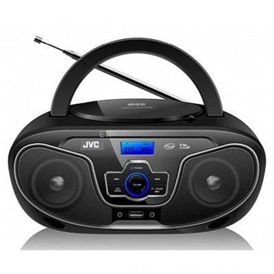 הגדול מערכת שמע ניידת JVC RD-N327 Bluetoot LX-93