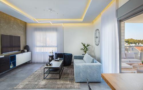 מדהים דירה מעוצבת בחיפה - פרוייקטים UG-64