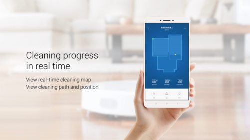 שואב אבק רובוטי Xiaomi Mi Robot Vacuum