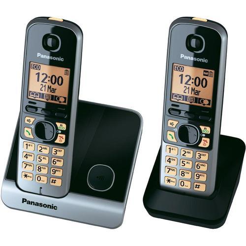 פנטסטי KXTG6712 טלפון אלחוטי פנסוניק +שלוחה עברית LZ-28