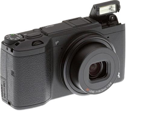 סופר מצלמה דיגיטלית Ricoh GR II-שמעוני - מצלמות MIRRORLESS JI-54