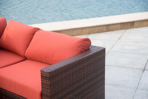 Outdoor Wicker Sofa Outdoor Sectional Furniture Rattan Sofa Set