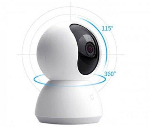 מצלמת אבטחה HD MiJia 360° Home Camera Xiaomi שיאומי