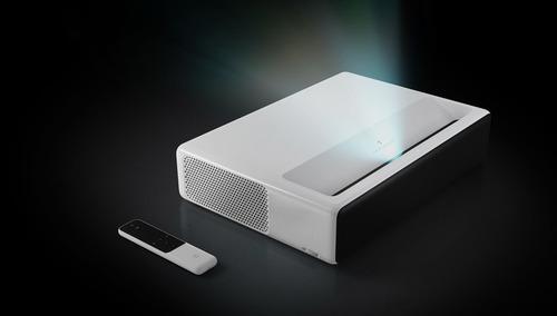 תוצאת תמונה עבור Mi Laser Projector 150 Xiaomi HD