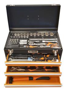 הוראות חדשות ארגזי כלים ואחסון | ארגז כלים מאובזר | כלי אחסון ביתיים ומקצועיים XQ-55