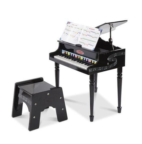 מקורי פסנתר עץ לילדים - כלי נגינה לילדים OP-42