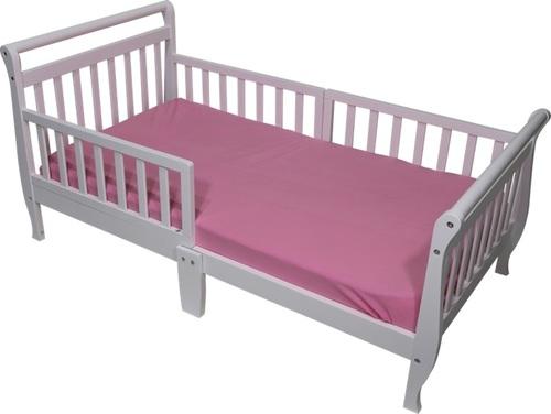עדכני מיטת מעבר מעוצבת ומחוזקת עם 3 מעקות - אביב בייבי מישל - Baby FS-24