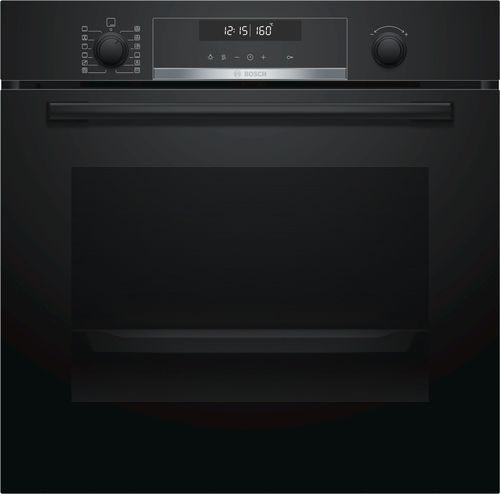 מדהים תנור בנוי פירוליטי HBG578BB0Y BOSCH , שחור - BOSCH - תנורים בנויים NU-58
