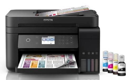 נפלאות מדפסת אפסון משולבת הזרקת דיו EPSON L6190 - Epson - מדפסות הזרקת דיו ZP-58