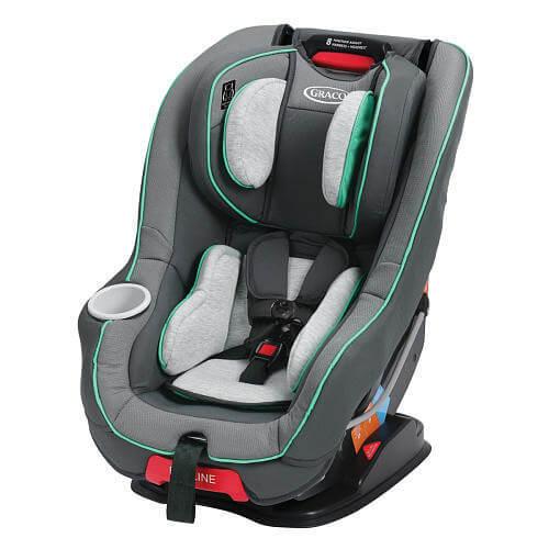 האופנה האופנתית כסא בטיחות סייז 4 מי Size 4 Me - צבע Issac Graco - Graco - כסאות CP-53