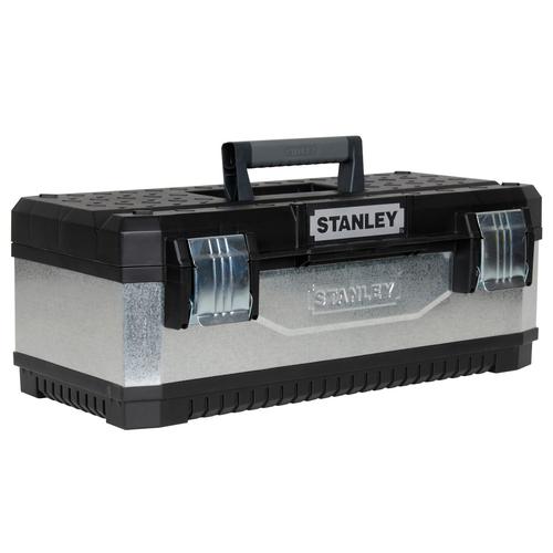 אולטרה מידי ארגז כלים מתכת 23 סטנלי - Stanley - ארגזי כלים ואורגניזרים HT-65