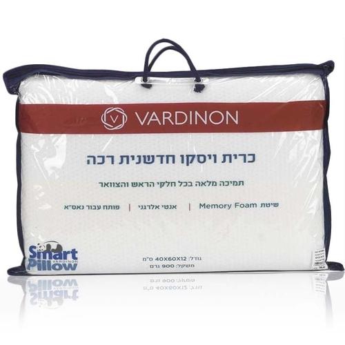 מדהים כרית שינה ויסקו אורתופדית - ורדינון | הום דיל US-97