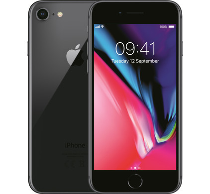 ענק Apple iPhone 8 64GB EE-45