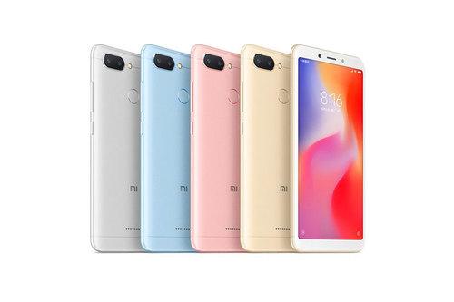 בלתי רגיל טלפון סלולרי Xiaomi Redmi 6A 32GB שיאומי - Xiaomi - מכשירים סלולריים LW-83