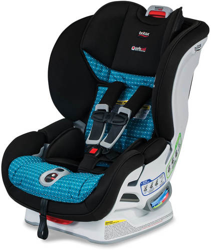 מקורי כסא בטיחות ברייטקס Britax דגם מרתון קליק-אנד-טייט אפור - צוציק EF-81