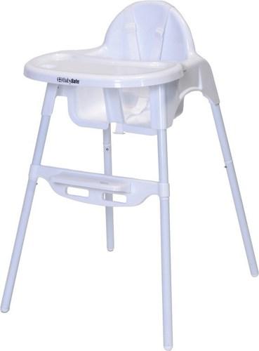 למעלה כסא אוכל 2 ב 1 לבן | כסאות אוכל | מוצרי תינוקות | מוצצים TC-83