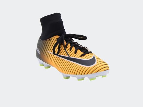 מדהים נעלי כדורגל לילדים ונוער נייקי - JR MERCURIAL VICTORY VI DF FG GE-45