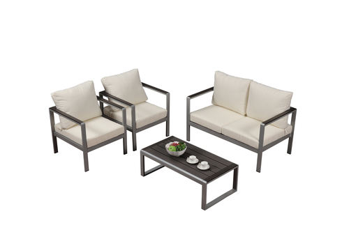 Patio Furniture Lounge Chair Aluminum Outdoor Patio Furniture