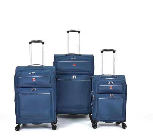 מתוחכם סט מזוודות 3 חלקים SWISS PRO BI-73