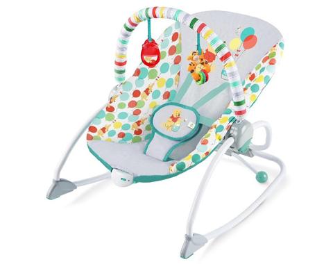 בלתי רגיל טרמפולינה רוקר פו הדב | טרמפולינות ונדנדות | מוצרי תינוקות | מוצצים NN-32