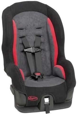 מעולה כיסא בטיחות אוונפלו Tribute LX שחור אפור משובץ - בייביסטאר רשת WI-44