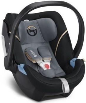 הוראות חדשות סל קל אטון ATON 5 שחור אפור - בייביסטאר רשת חנויות מוצרי תינוקות PB-26