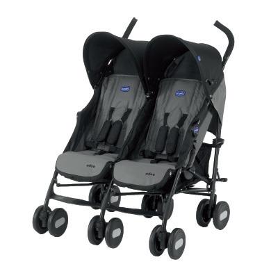 מרענן טיולון תאומים אקו - Echo Twin - בייביסטאר רשת חנויות מוצרי תינוקות AU-89